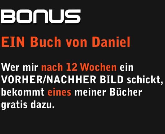 Bonus Daniel Gärtner