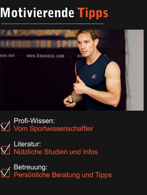Motivation durch Daniel Gärtner
