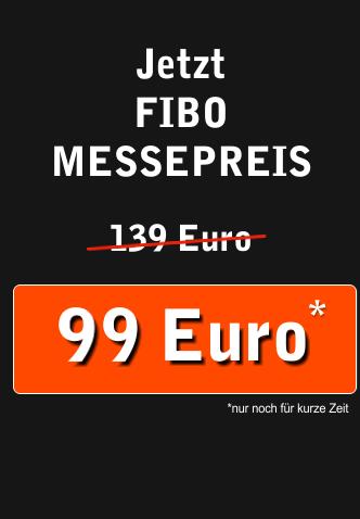 jetzt fit FIBO Messepreis für 99 Euro3